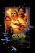 "Carrie Fisher Autographed  24"" x 36"" Star Wars Special Edition Movie Poster - PSA/DNA COA"