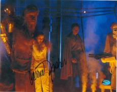 Carrie Fisher autographed 8x10 photo (Princess Leia Star Wars Empire Strikes Back) Image #SC8