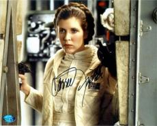 Carrie Fisher autographed 8x10 Photo (Star Wars Princess Leia) Image #SC4 Hoth Empire Strikes Back