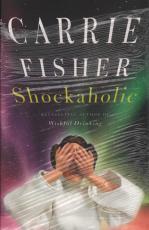 Carrie Fisher Autographed Shockaholic Signed Book Star Wars AFTAL
