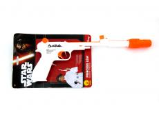 Carrie Fisher Signed Star Wars Princess Leia Replica Blaster