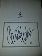 Carrie Fisher Star Wars Signed Autographed Book Shockaholic Authentic Graph 14