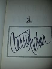 Carrie Fisher Star Wars Signed Autographed Book Shockaholic Authentic Graph 6
