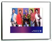 Carson Kressley Autographed Signed Queer Eye Cast Photo    AFTAL