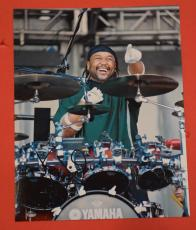 Carter Beauford Signed Autographed 11x14 Photo DMB Dave Matthews Band Drummer D