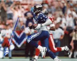 Cris Carter Signed Vikings 8x10 Photo