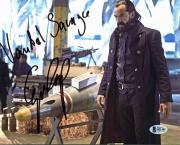 "Casper Crump Legends of Tomorrow ""Vandal Savage"" Signed 8X10 Photo BAS #B51402"