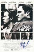 Mark Wahlberg Robert Duvall Joaquin Phoenix+ Signed We Own The Night 11x17 Poste