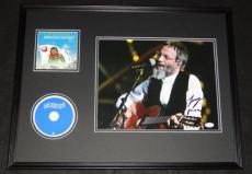 Cat Stevens Yusuf Islam Signed Framed 18x24 CD & Photo Display