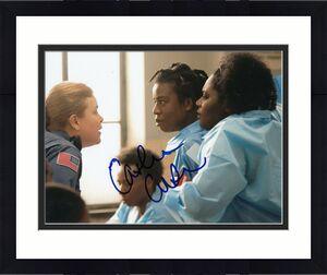 CATHERINE CURTIN signed (ORANGE IS THE NEW BLACK) *Wanda* 8X10 photo W/COA #1