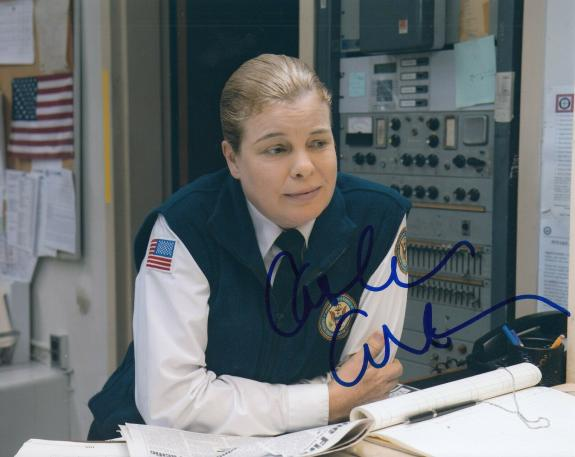 CATHERINE CURTIN signed (ORANGE IS THE NEW BLACK) *Wanda* 8X10 photo W/COA #3