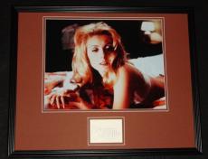Catherine Deneuve Signed Framed 16x20 Photo Poster Display Belle Du Jour