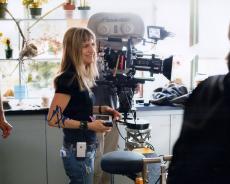 Catherine Hardwick Signed 11x14 Photo w/COA Authentic Twilight Movie Director A