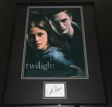 Catherine Hardwicke Signed Framed 16x20 Poster Photo Display Twilight