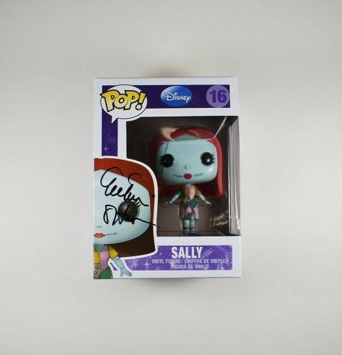 Catherine O'Hara Sally Nightmare Before Christmas Signed Funko Pop Doll PSA/DNA