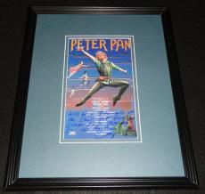 Cathy Rigby Signed Framed 11x14 Photo Display Peter Pan w/ Lengthy Inscription