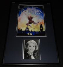 Cathy Rigby Signed Framed 12x18 Photo Display JSA Peter Pan
