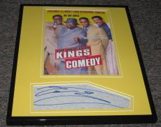 Cedric the Entertainer Signed Framed 11x14 Photo Display Kings of Comedy