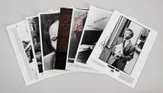 Celebrity Signed 8×10 Photos – Burt Young, Sean Astin etc. – JSA
