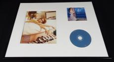 Celine Dion 16x20 Framed A New Day Has Come CD & Photo Display