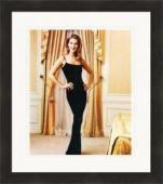 Celine Dion 8x10 photo (Canadien Singer) #1 Matted & Framed
