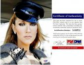 Celine Dion Signed - Autographed Singer - Songwriter 8x10 inch Photo - PSA/DNA Certificate of Authenticity (COA)