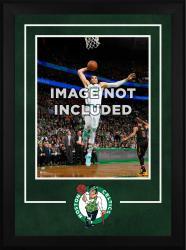 """Boston Celtics Deluxe 16"""" x 20"""" Frame"""
