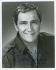 Cesare Danova Actor In The Lucy Show W/ Lucille Ball Signed Photo Autograph