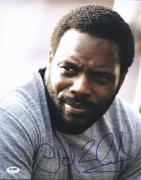Chad Coleman The Walking Dead Signed 11X14 Photo PSA/DNA #U72972