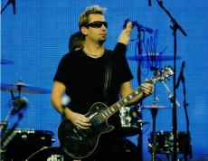 Chad Kroeger Signed - Autographed NICKELBACK Concert 11x14 Photo