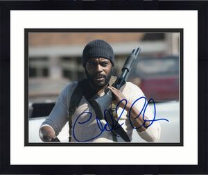 Chad L. Coleman The Walking Dead Tyreese Signed 8x10 Photo w/COA #3