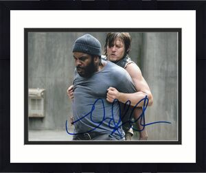 Chad L. Coleman The Walking Dead Tyreese Signed 8x10 Photo w/COA #4