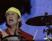Autographed Red Smith Photo - Chad Hot Chili Peppers 11x14 Psa dna #u22305