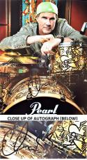 Chad Smith Signed - Autographed The Foo Fighters Drummer 11x14 inch Photo - Guaranteed to pass PSA or JSA