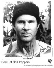 Chad Smith Signed Red Hot Chili Peppers Autographed 8x10 Photo JSA #S93533
