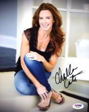 Challen Cates SIGNED 8x10 Photo Jennifer Big Time Rush Nick PSA/DNA AUTOGRAPHED