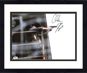 Chandler Riggs The Walking Dead Signed 11X14 Photo PSA/DNA #Z89181