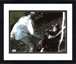 Chandler Riggs The Walking Dead Signed 11X14 Photo PSA/DNA #Z89186