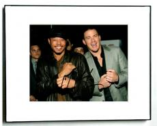 Channing Tatum Autographed Signed Candid 8x10 Photo AFTAL