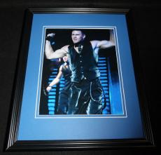Channing Tatum Magic Mike Framed 8x10 Photo Poster