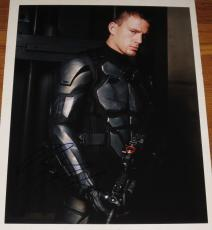 Channing Tatum Signed 11x14 Photo Autograph Coa Shirtless Gi Joe Magic Mike C