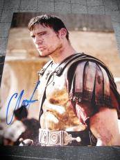 CHANNING TATUM SIGNED AUTOGRAPH 8x10 GI JOE DEAR JOHN EAGLE COA PROOF A