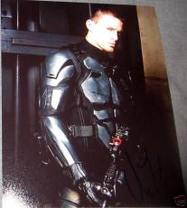 Channing Tatum Signed Autograph New Gi Joe Duke Photo