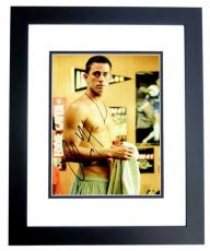 Channing Tatum Signed - Autographed She's the Man 8x10 inch Photo BLACK CUSTOM FRAME - Guaranteed to pass PSA or JSA
