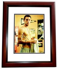 Channing Tatum Signed - Autographed She's the Man 8x10 inch Photo MAHOGANY CUSTOM FRAME - Guaranteed to pass PSA or JSA