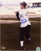 "Harry Chappas Chicago White Sox Autographed 8"" x 10"" Pose Photograph"
