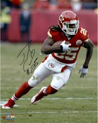 "Jamaal Charles Kansas City Chiefs Autographed 16"" x 20"" Vertical Photograph"
