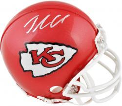 Jamaal Charles Kansas City Chiefs Autographed Riddell Mini Helmet