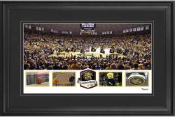Charles Koch Arena Wichita State Shockers Framed Panoramic Collage-Limited Edition of 500