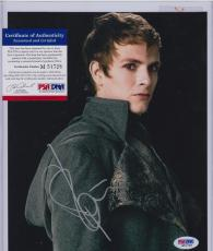 Charlie Bewley Signed Autograph Auto 8x10 Psa Dna Certified